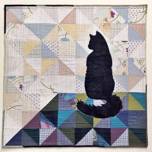 Best 25+ Cat quilt patterns ideas on Pinterest | Cat quilt ... : quilting cats - Adamdwight.com