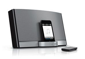 ABSOLUTELY LOVE MY NEW SoundDock® Portable digital music system! For you music lovers out there, this is a MUST HAVE!