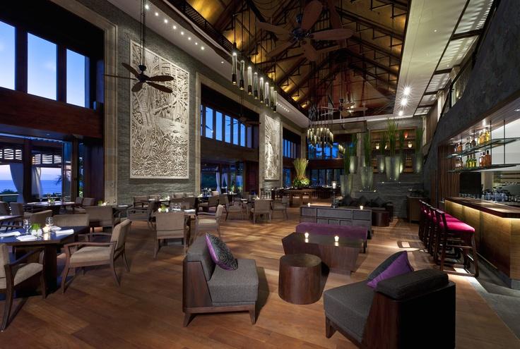 Main Restaurant Merica at Pan Pacific Nirwana Bali Resort