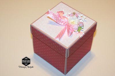 Pasja... : Box na narodziny dziewczynki