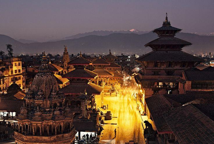 Patan, Kathmandu, Nepal Urbanistan · Maptia