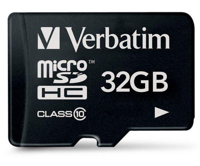 Compra Memoria Micro SDHC 32 Gb - Classe 10 su Dadware. Spedizioni garantite con corriere espresso e pagamento sicuro con PayPal.