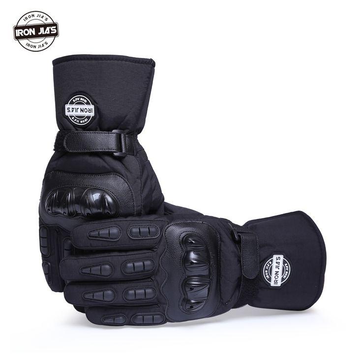 13.99$  Watch here - http://alicx6.shopchina.info/go.php?t=32525216697 - Motorcycle Gloves Winter Warm Waterproof Windproof Protective Gloves 100% Waterproof  Guantes Moto Luvas Alpine Motocross Stars  #magazineonlinewebsite