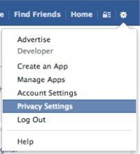 The Comprehensive Guide to Facebook Privacy Settings 2013 - Techlicious