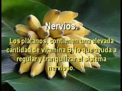Fruta milagrosa: beneficios del plátano