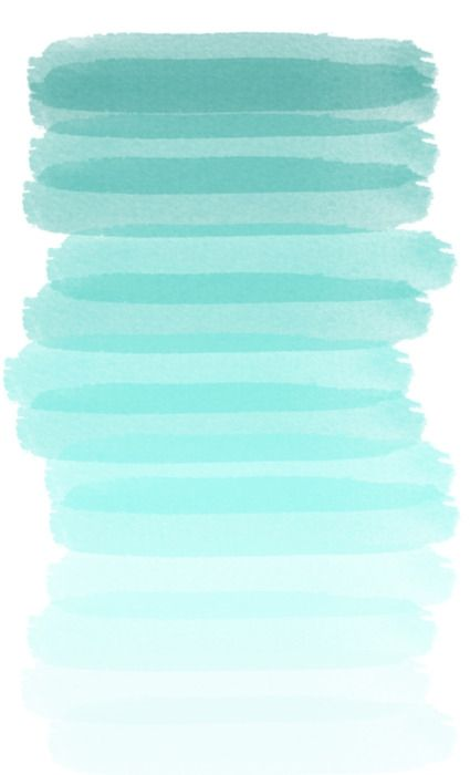 A Pretty shade of blue - 50 shades of... turquoise (Top of the Line) Ultimate favorite color.