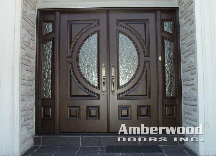 Entry doors doors and double entry doors on pinterest for Exterior double entry doors