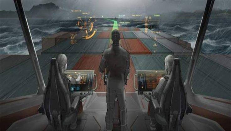 Ούτε σε ταινίες επιστημονικής φαντασίας!- Ετσι θα είναι τα πλοία στο μέλλον (photos-video)