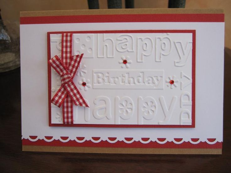 Happy Birthday! by Michele G - Cards and Paper Crafts at Splitcoaststampers