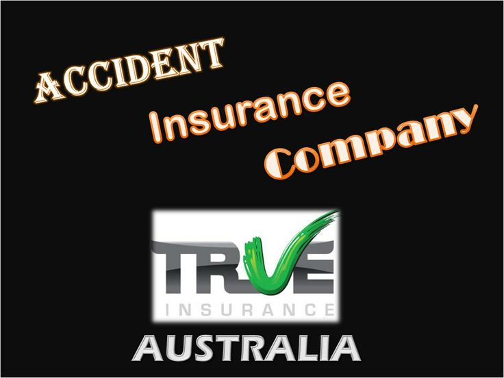 In Australia there are various insurance companies which provide you an accident insurance policy. If you are looking for an affordable accident insurance provider company then check out this link http://www.trueinsurance.com.au/accident-insurance/
