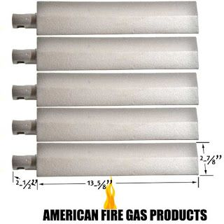 Grillpartszone- Grill Parts Store Canada - Get BBQ Parts,Grill Parts Canada: Burner for Blaze | Replacement 5 Pack Cast Iron Bu...