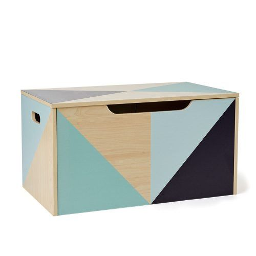 AK Timber Toy Box