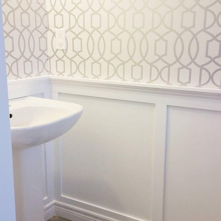 The 25+ best Powder room wallpaper ideas on Pinterest ...