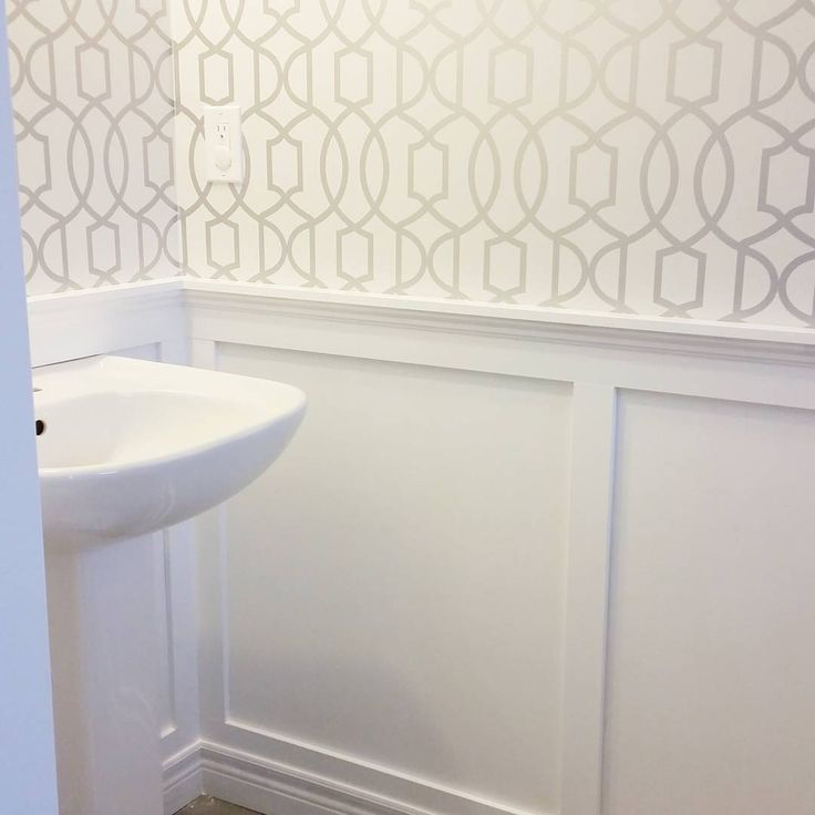 Astounding 17 Best Ideas About Bathroom Paneling On Pinterest Wainscoting Largest Home Design Picture Inspirations Pitcheantrous