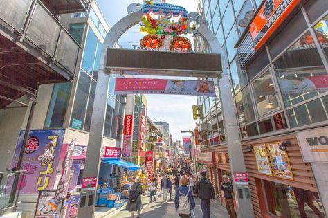 Os melhores endereços para fazer compras em Tóquio A rua Omotesando, em Harajuku, Tóquio, tem grifes como Dior e Ralph Lauren. Mas é na periferia do luxo que o bairro se revela made in Japan