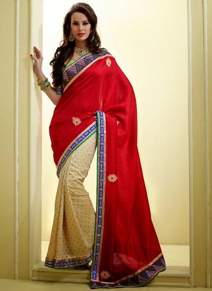 Designer sarees - Buy latest Indian designer sarees, Cheap Designer Sarees, Indian designer sarees, traditional designer sarees, Bollywood designer Sarees, Browse our latest designer sarees collection and get delivered to your doorsteps.