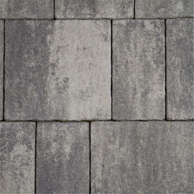 Marksten Benders Orlando Antik Gråmix 60 mm Helpall   - Marksten betong - Marksten