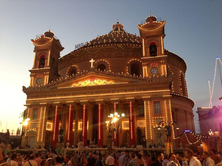 Mosta in Malta