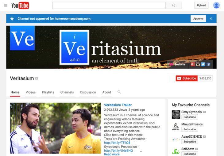 #Académico_y_profesional #Youtube #canales Nuevas opciones en YouTube para administradores de Google Apps para escuelas