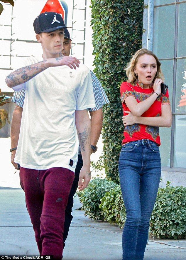 Not going out? Ash and Lily have been romantically linked since October when they were pic...