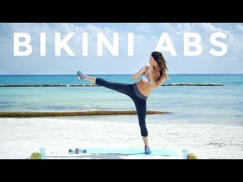 Bikini Abs Workout ☀ BIKINI SERIES - YouTube