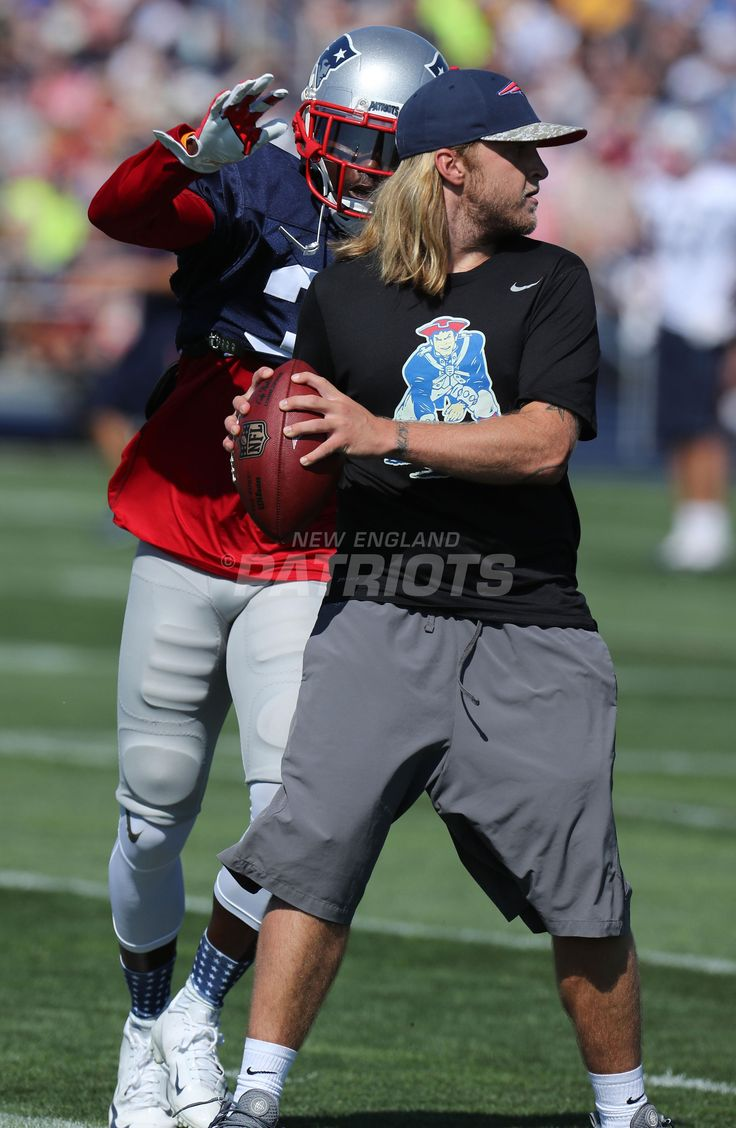 View a collection of the best images from Patriots Training Camp in Foxborough on Saturday, July 30, 2016.