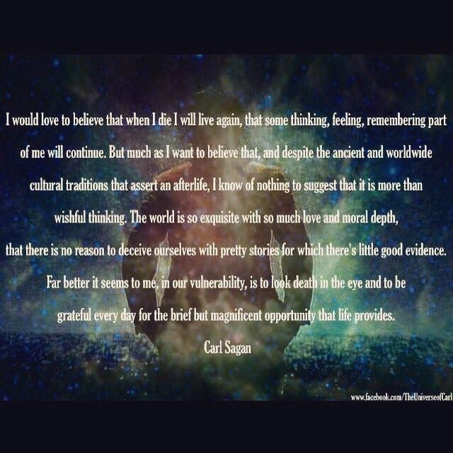 Carl Sagan Love Quote: 78 Best Images About Secular Funerals On Pinterest