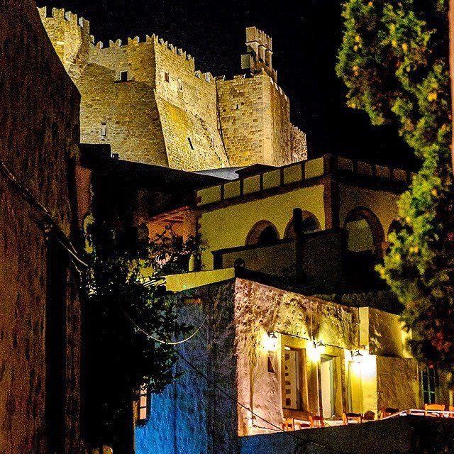 #Patmos at night is amazing... Photo credits: @ioannisdg
