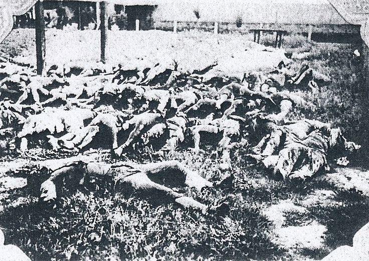 通州事件 ファイル:Tungchow虐殺1.JPGの日本人犠牲者の虐殺死体