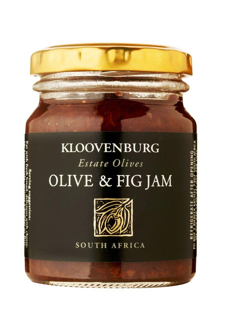 Kloovenburg Olive & Fig Jam