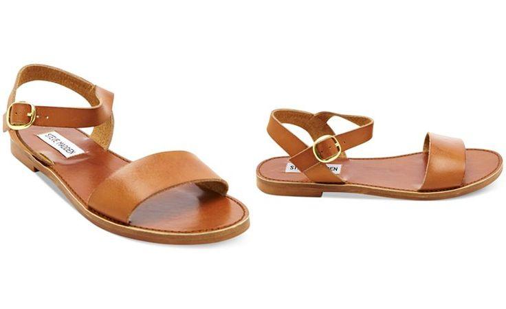 Steve Madden Donddi Flat Sandals - Sandals - Shoes - Macy's