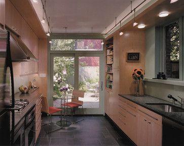 Row House Kitchen And Bath Renovation Small