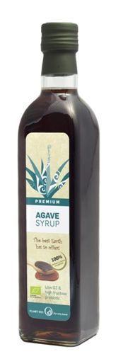 Organiczny syrop z agawy 500ml | SUPERFOOD Naturalne słodziki Superfood Energia Szczupłość www.thenaturefarm.pl