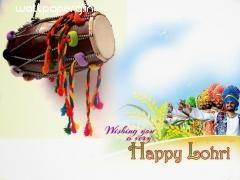 Lohri greetings