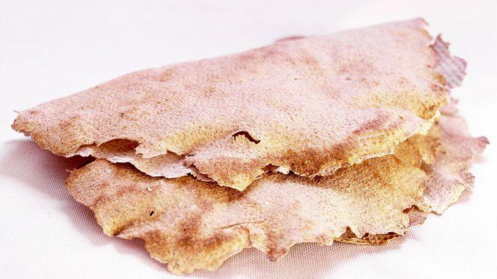 Hjemmebakt flatbrød - MatPrat