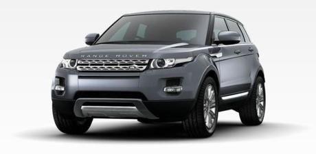 All new 2015 Range Rover Evoque 2.2 SD4