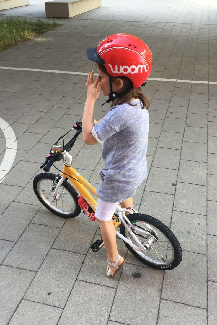 Kinderleicht Radfahren mit woom bike. #woom #woombikes #kinderrad #dieketterechts