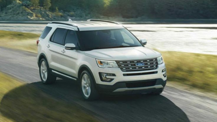 Cool Cars sports 2017: 2018 Ford Explorer white...  future cars pictures Check more at http://autoboard.pro/2017/2017/04/06/cars-sports-2017-2018-ford-explorer-white-future-cars-pictures/