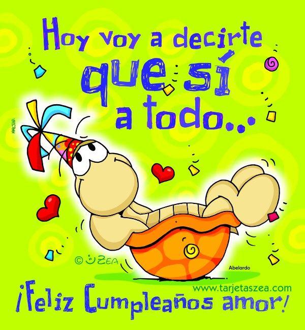 761 best images about feliz cumplea os on pinterest - Tarjeta de cumpleanos ...