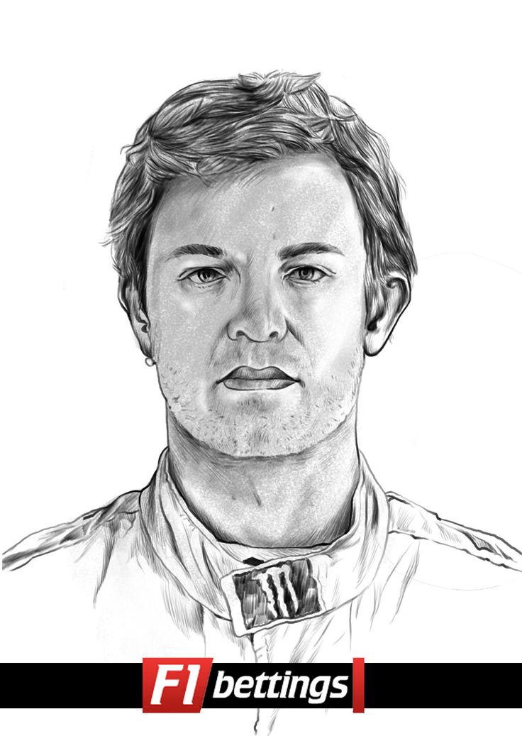 F1 driver Nico Rosberg f1-bettings.com