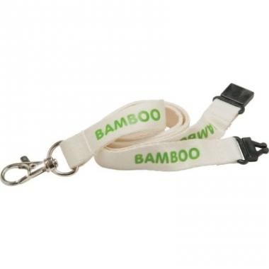 Promotional Bamboo Lanyards - 20mm Bamboo Lanyard - Natural Colour :: Lanyards :: Promo-Brand Merchandise :: Promotional Branded Merchandise Promotional Products l Promotional Items l Corporate Branding l Promotional Branded Merchandise Promotional Branded Products London