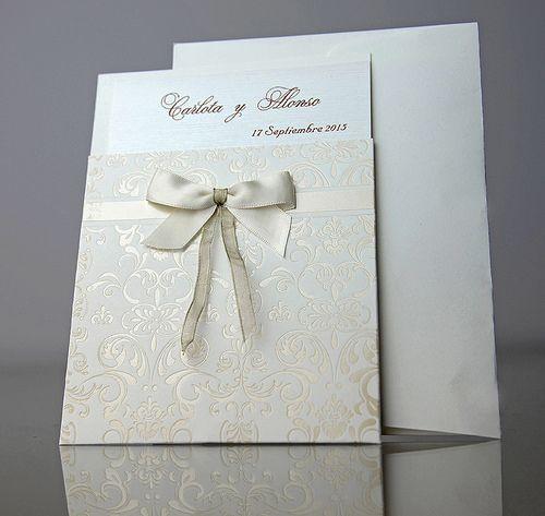 invitaciones de boda modernas y originales Madrid
