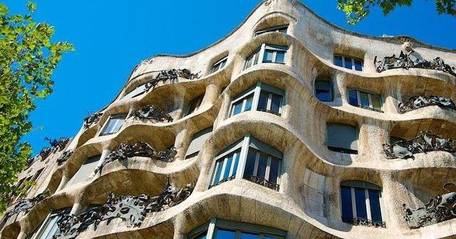 Ingressos para a Casa Milà em Barcelona #viagem #barcelona #espanha