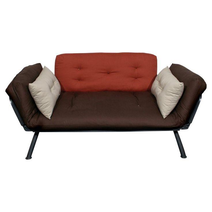 American Furniture Alliance Mali-Flex Combo Futon Plank/Dusk/Stone - 55-6118-PDS