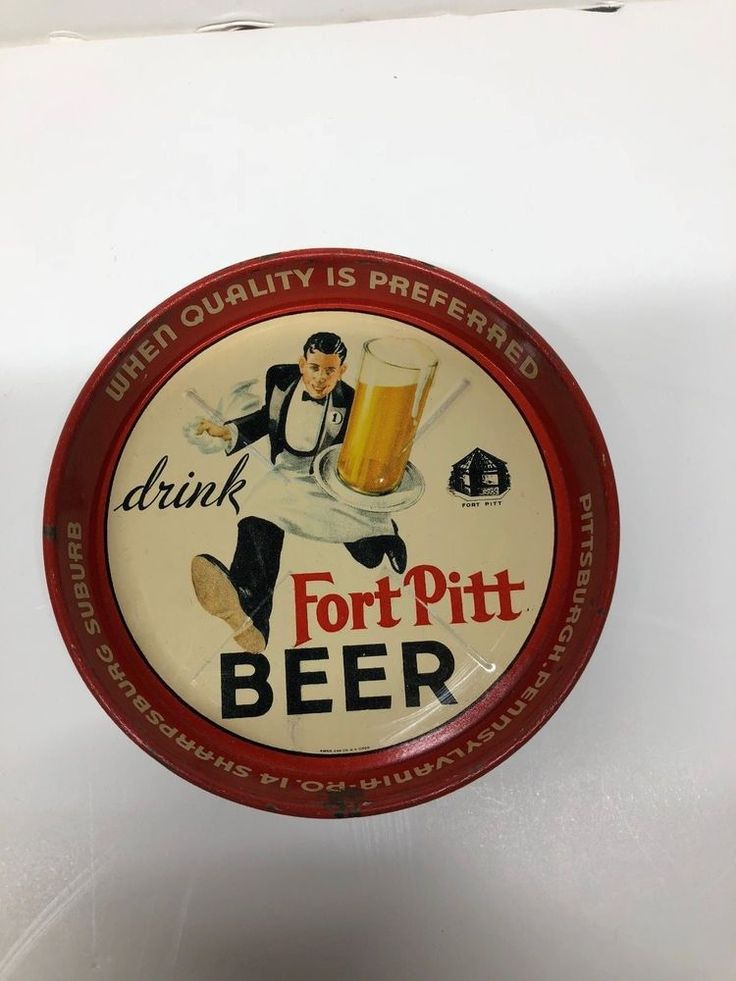 FORT PITT TIP TRAY PITTSBURG PA HIGH GLOSS  EXCELLENT CONDITION FREE INSURED SHI