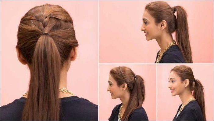 40 schicke Vorschläge für schnelle und einfache Frisuren – Archzine.net | Frisuren Frauen #frisuren #frisurentrends #frisurenflechten #frisurenkurz #frisurideen #frisuren2019 #frisurenkurzehaare  #frisureneinfache   – Frisuren Frauen