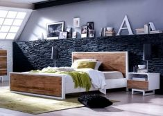 Letti in legno : Collezione FREDA. Top Home, il tuo negozio online. www.decorazioneonline.it