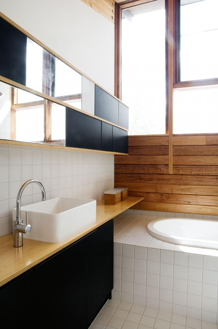 Johnson bathrooms - Remembering A Youth Spent In Japan Tim Created An Eastern Inspired Guest Bathroom With