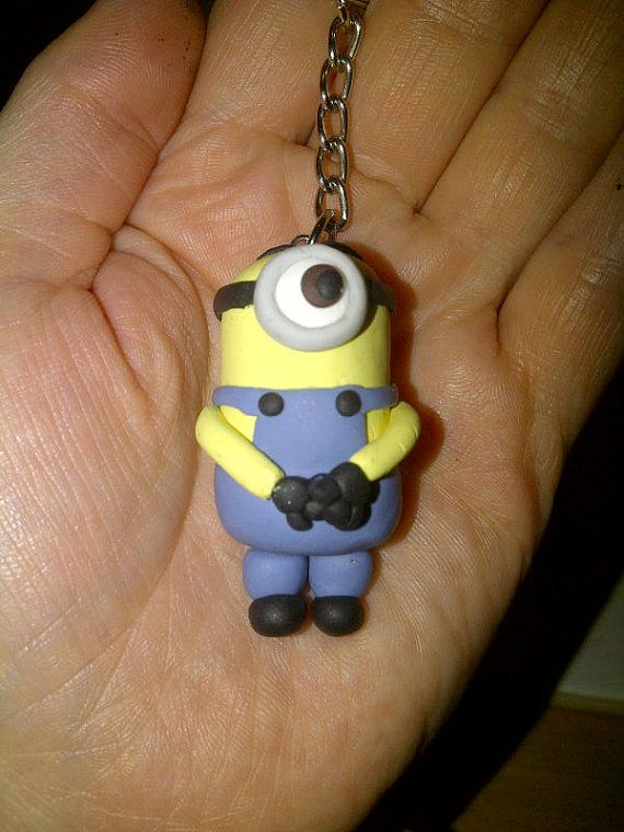 101 Best Images About Polymer Clay Key Rings On