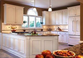 kitchen refacing before and after | What Does Cabinet Refacing Cost?